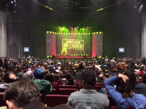 Mythbusters Stage